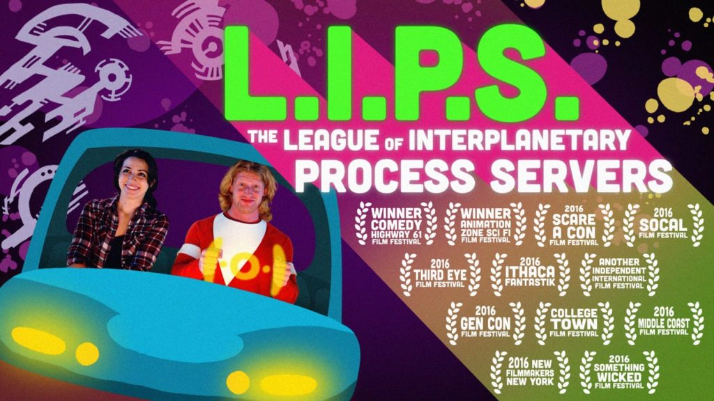 L.I.P.S. - League of Interplanetary Process Servers