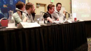 Dudes & Dragons (Comic Con FanX Panel)