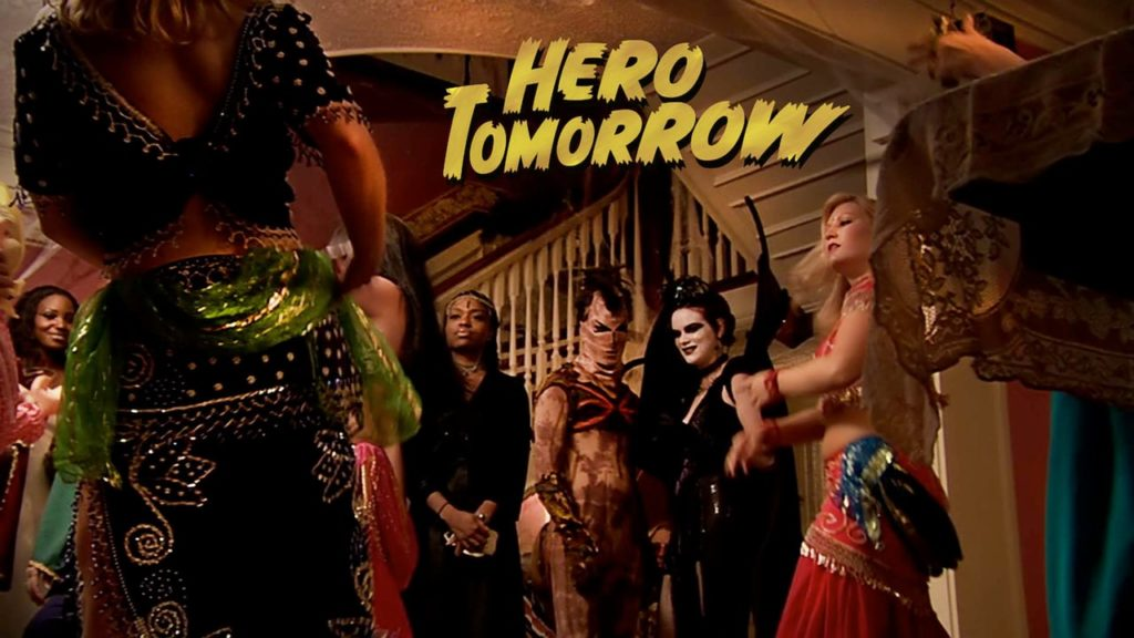 Hero Tomorrow (Trailer)