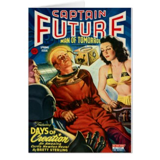 Captain Future and the Brain Box