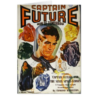 Captain Future and the Space Stones