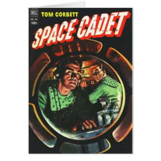 Space Cadets In Small Rocket