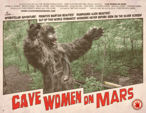Cave Women on Mars (Preview)