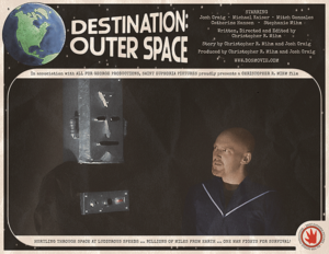 Destination: Outer Space (Preview)