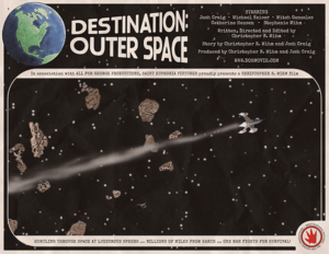 Destination: Outer Space (Trailer)