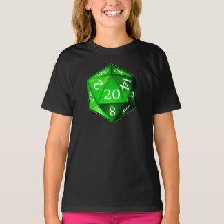 Girls' Basic T-Shirt