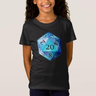 Girls' Fine Jersey T-Shirt