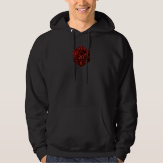 Men's Basic Hooded Sweatshirt