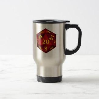 Stainless Steel Travel/Commuter Mug