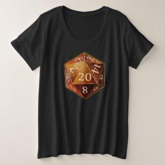 Women's Plus-Size Basic T-Shirt